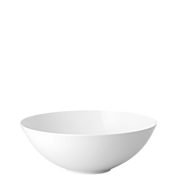 Vegetable Bowl, Open, 10 1/4 inch, 98 ounce | Rosenthal TAC 02 White