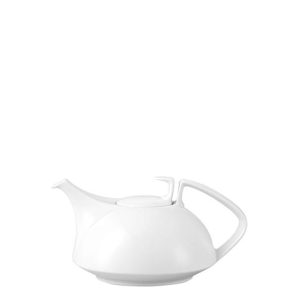 Tea Pot, Small, 20 ounce | Rosenthal TAC 02 White