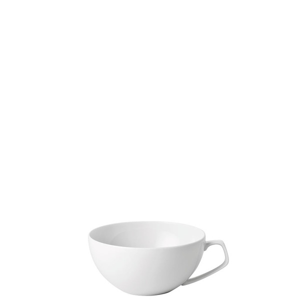 Cup, Low/Tea, 8 ounce | Rosenthal TAC 02 White
