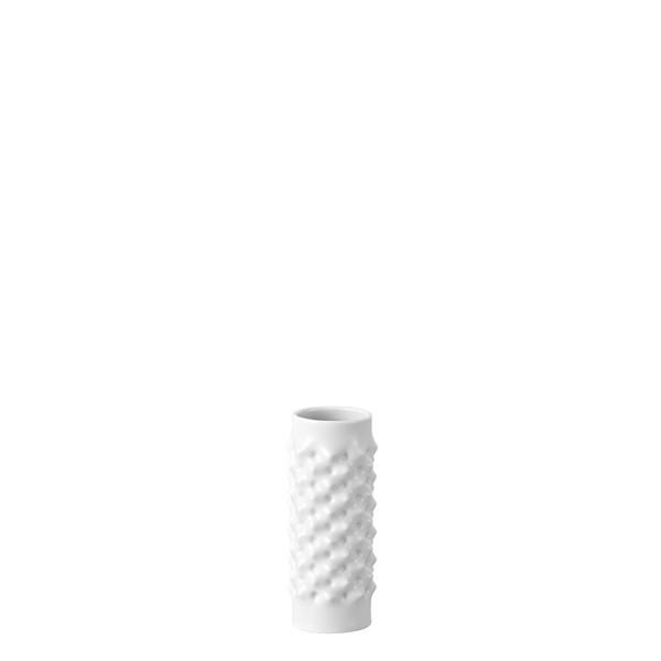 Vibrations White Mini Vase, 4 1/4 inch | Rosenthal Vibrations
