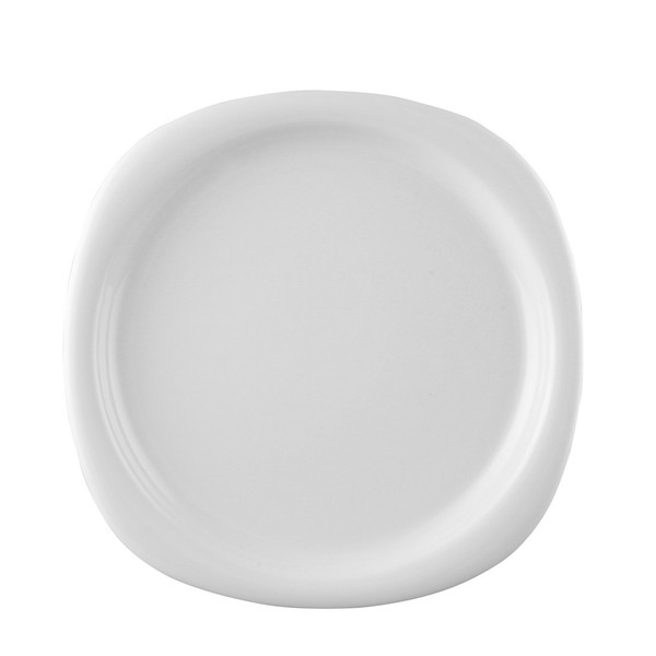 Dinner Plate, Large, 11 1/4 inch | Rosenthal Suomi White