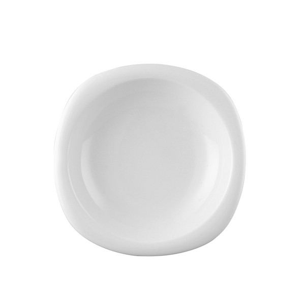 Rim Soup, 9 inch   Rosenthal Suomi White