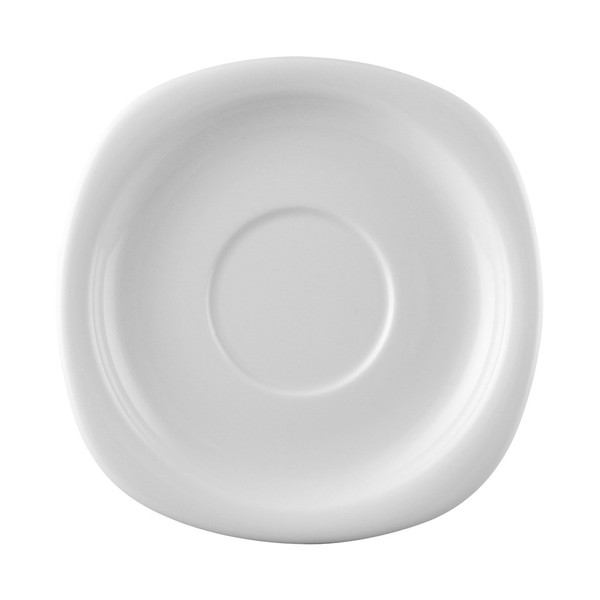 Cream Soup Saucer, 7 1/2 inch | Rosenthal Suomi White