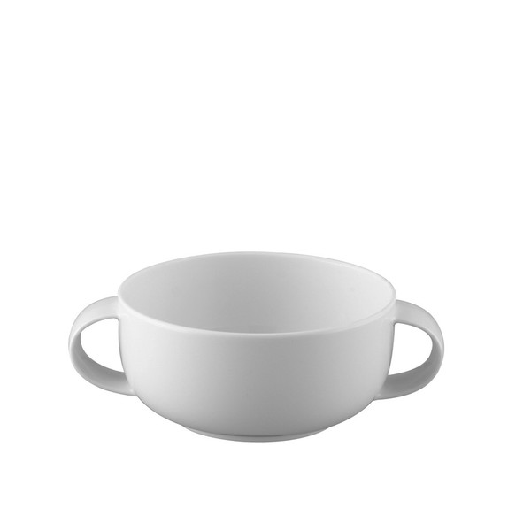 Cream Soup Cup, 10 ounce | Rosenthal Suomi White