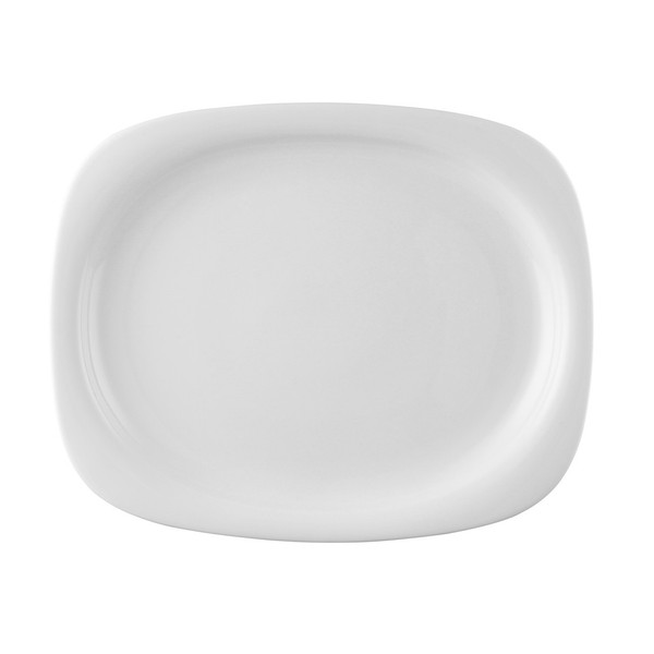 Platter, 15 inch | Rosenthal Suomi White