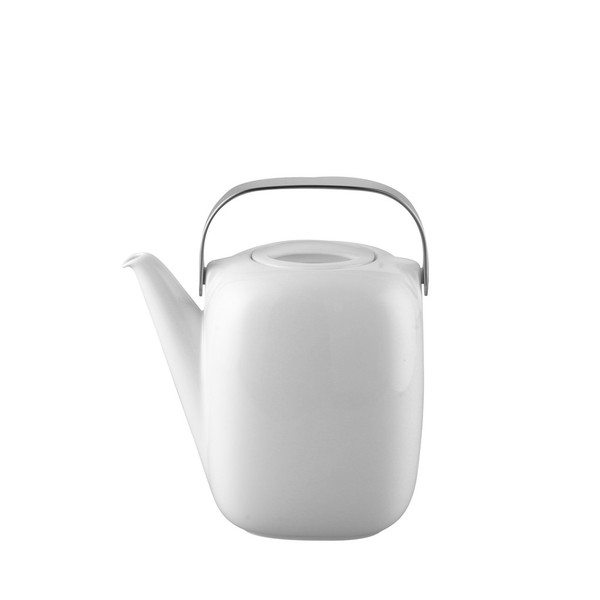 Coffee Pot, 51 ounce | Rosenthal Suomi White