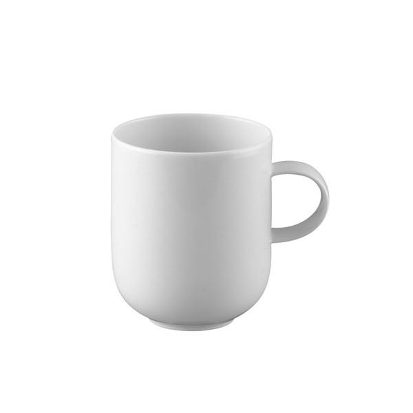 Mug, 12 ounce | Rosenthal Suomi White