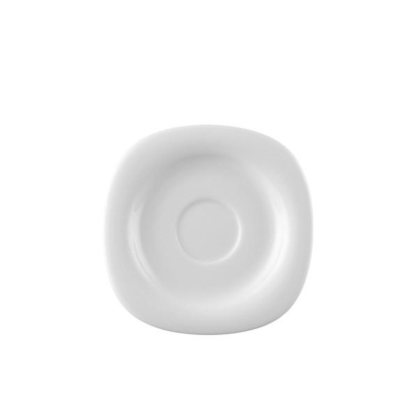 Espresso Saucer, 5 1/4 inch | Rosenthal Suomi White