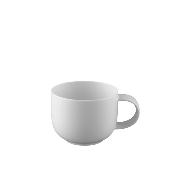 Cup, High/Coffee, 6 ounce | Rosenthal Suomi White