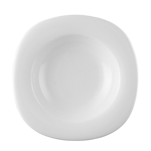 Pasta Plate, 12 inch | Rosenthal Suomi White