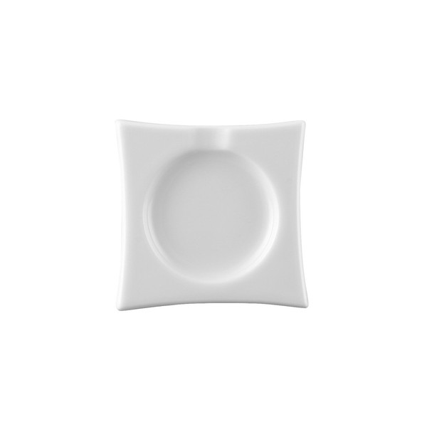 Soy Sauce Dish, 2 3/4 inch | Rosenthal Suomi White