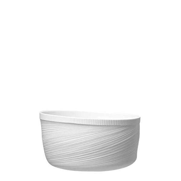 Open Vegetable, 8 1/4 inch | Rosenthal Papyrus White
