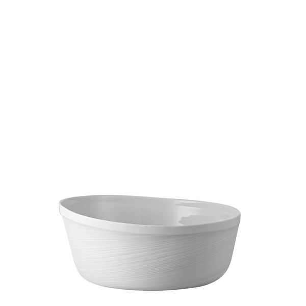 Open Vegetable, 10 1/2 inch | Rosenthal Papyrus White