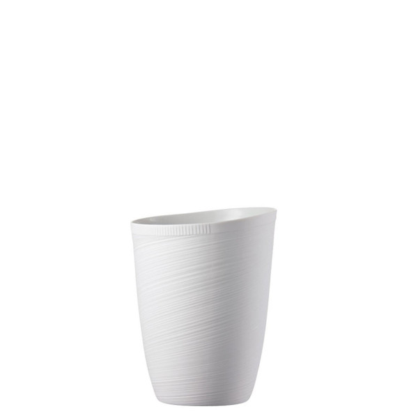 Vase, 9 inch | Rosenthal Papyrus White