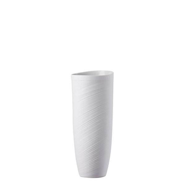 Vase, 10 1/2 inch | Rosenthal Papyrus White