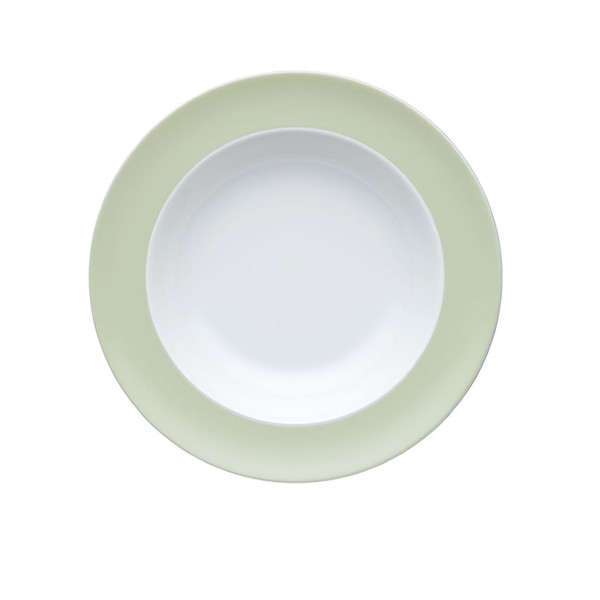 Soup/Pasta Bowl, 9 inch | Thomas Sunny Day Pastel Green