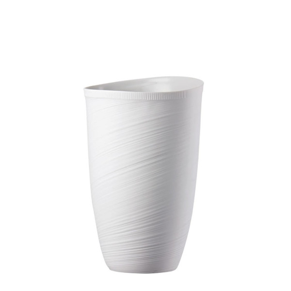 Vase, 12 1/2 inch | Rosenthal Papyrus White