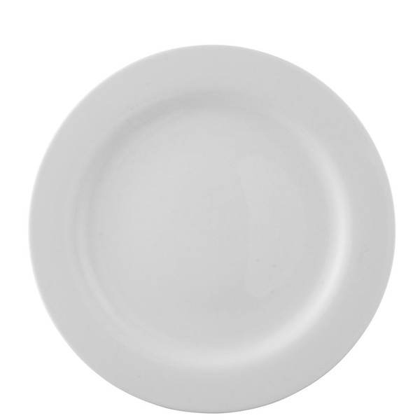 Service Plate, 12 1/4 inch | Rosenthal Moon White
