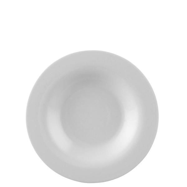 Rim Soup, 9 1/2 inch | Rosenthal Moon White