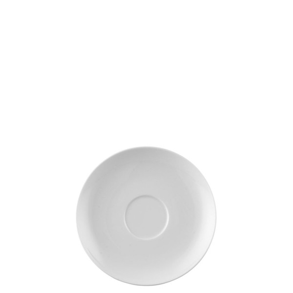 Cream Soup Saucer, 6 1/2 inch | Rosenthal Moon White