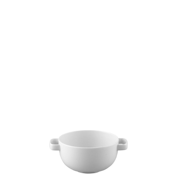 Cream Soup Cup, 10 ounce | Rosenthal Moon White