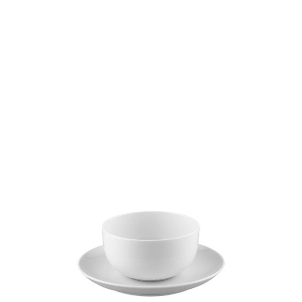 Sauce Boat, 15 ounce | Rosenthal Moon White