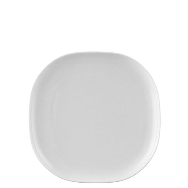 Platter, 9 1/2 inch | Rosenthal Moon White