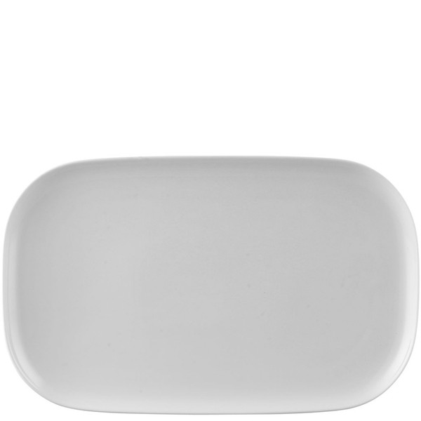 write a review for Platter, 15 inch | Rosenthal Moon White