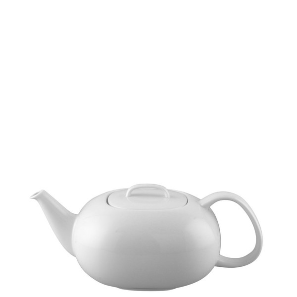 Tea Pot, 51 ounce | Rosenthal Moon White