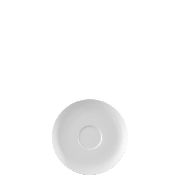 Saucer, Low/Tea, 6 inch | Rosenthal Moon White