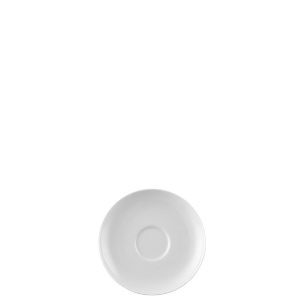 Espresso Saucer, 4 3/4 inch | Rosenthal Moon White