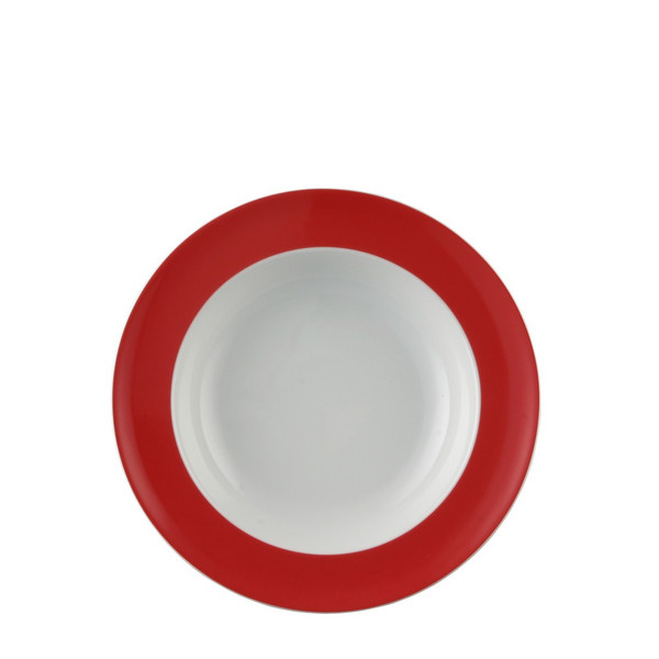 Soup/Pasta Bowl, 9 inch | Thomas Sunny Day Red