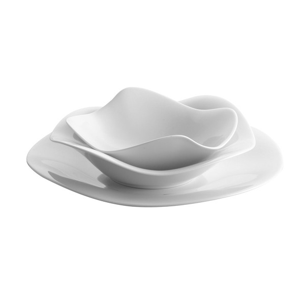 3 Piece Giftboxed Set | Rosenthal A La Carte Nimbus