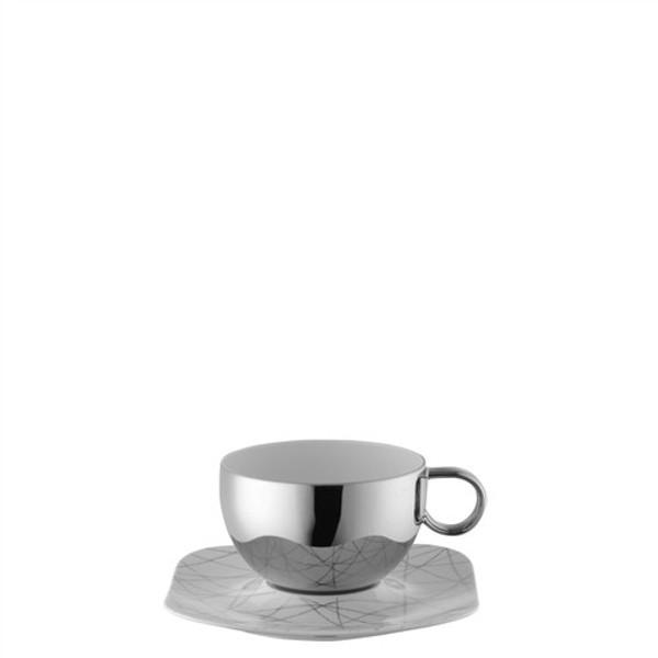 Café au Lait Saucer, 7 1/2 inch | Rosenthal Free Spirit Stars