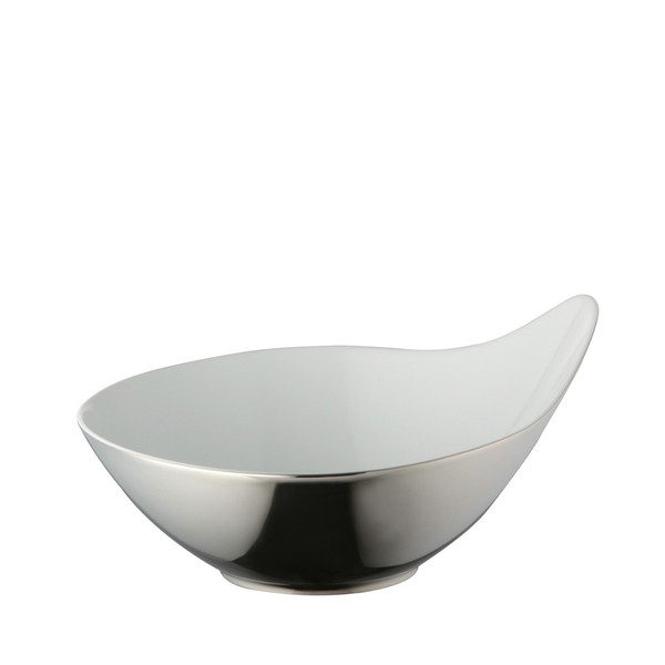 Vegetable Bowl, Titanium, 9 3/4 inch, 59 ounce | Rosenthal Free Spirit Stars