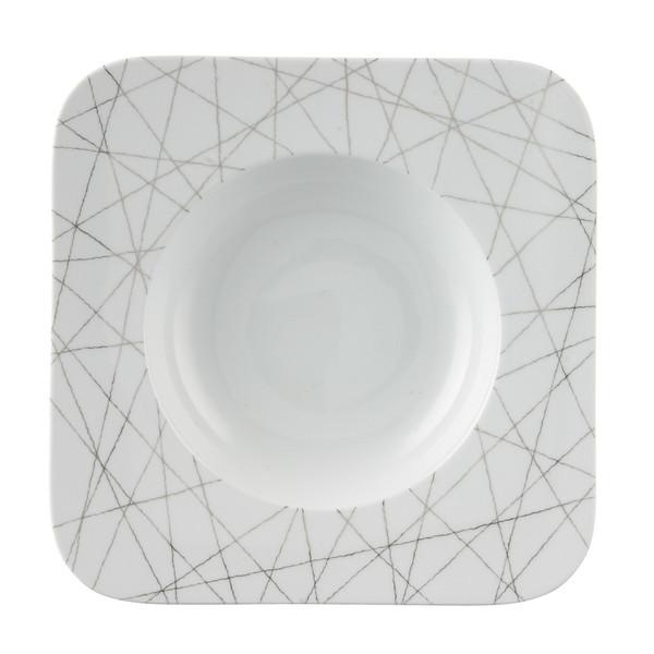Pasta Plate, 11 1/2 inch   Rosenthal Free Spirit Stars