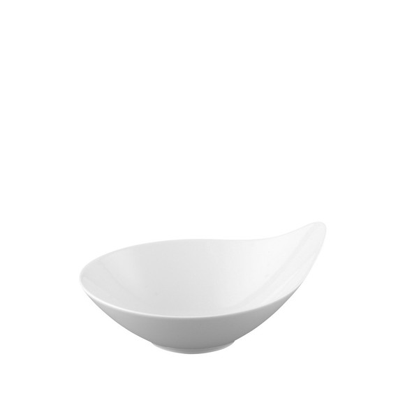 Vegetable Bowl, Individual, 7 1/2 inch, 15 ounce | Rosenthal Free Spirit White