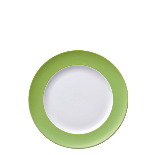 Salad Plate, 8 1/2 inch | Thomas Sunny Day Apple Green