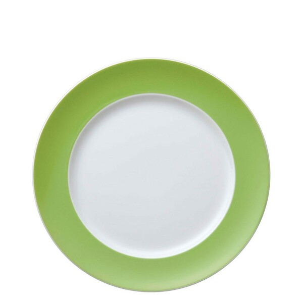 Dinner Plate, 10 1/2 inch | Thomas Sunny Day Apple Green