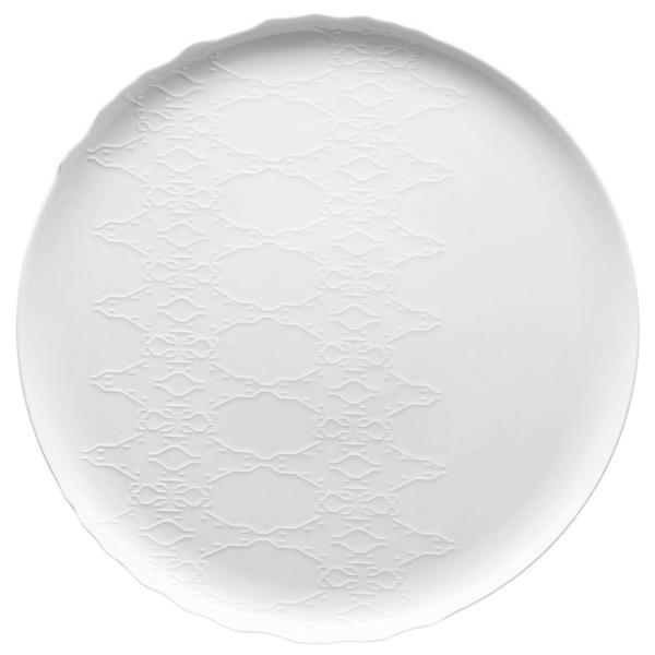 Platter, Round, 12 inch | Rosenthal Landscape White