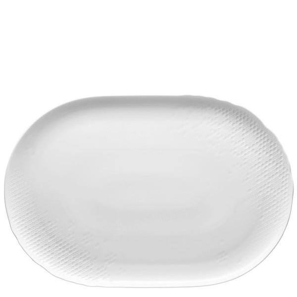 Platter, 16 1/2 inch | Rosenthal Landscape White