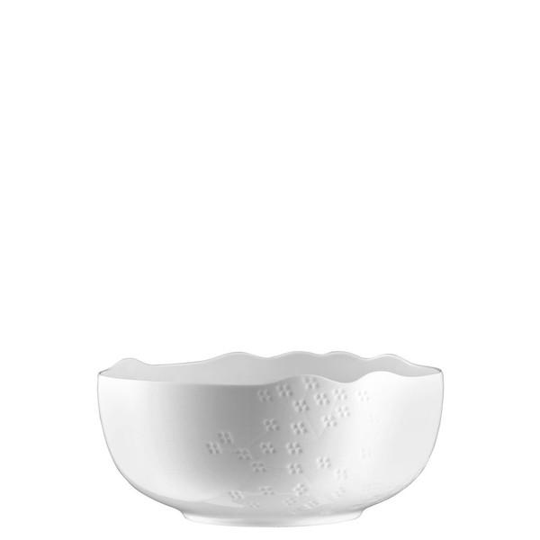 Vegetable Bowl, Open, 8 1/2 inch | Rosenthal Landscape White