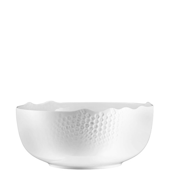 Vegetable Bowl, Open, 10 1/2 inch | Rosenthal Landscape White