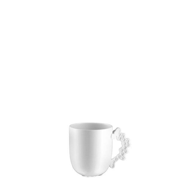 Mug, 10 ounce | Rosenthal Landscape White
