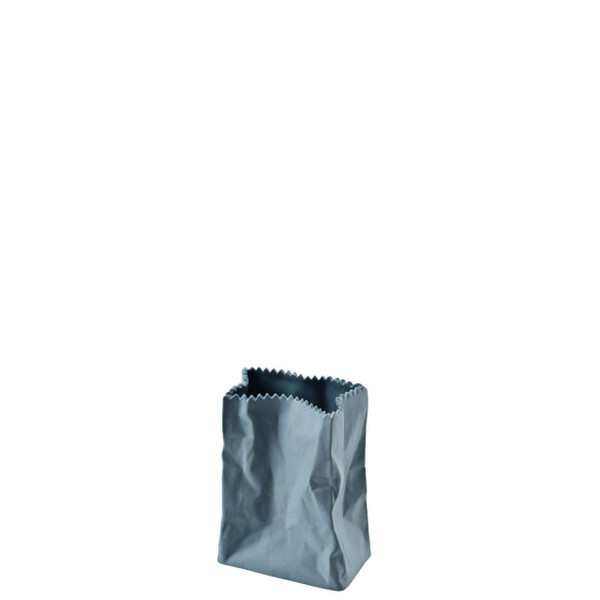 write a review for Paper Bag Vase, 4 inch | Rosenthal Bag Vase