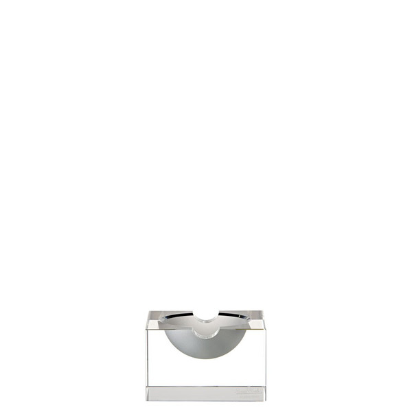 write a review for Ashtray, 4 inch | Rosenthal Block Glas