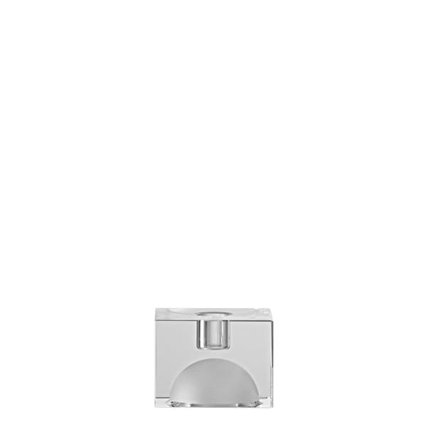 Candleholder, 3 x 2 1/3 inch | Rosenthal Block Glas