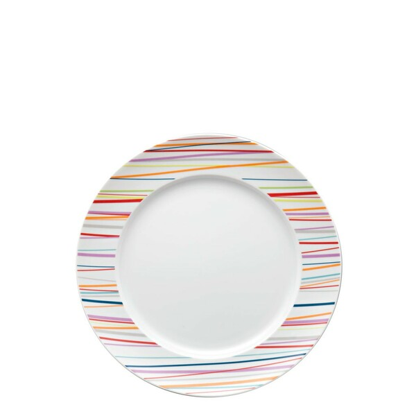Salad Plate, 8 1/2 inch | Thomas Sunny Day Stripes