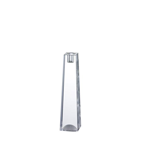 Candleholder, 9 3/4 inch | Rosenthal Block Glas