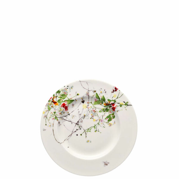 Bread & Butter Plate, rim, 7 1/2 inch | Rosenthal Brillance Fleurs Sauvages